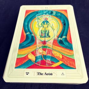 Thoth Aeon Card