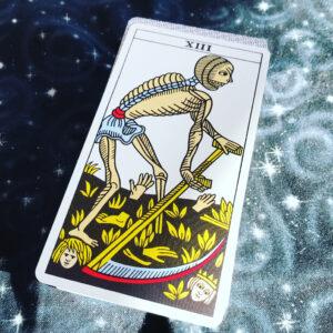 Marseilles Card XIII