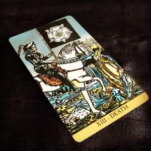 RWS Death Card