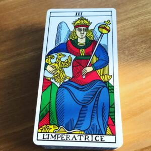 TDM Empress Card