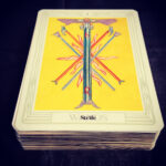 Thoth Five Wands