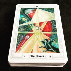 Thoth Hermit Card