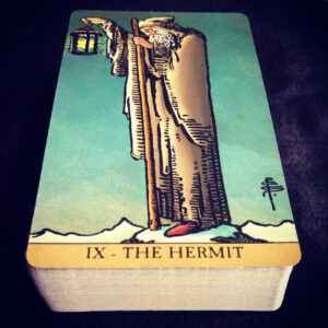 Daily Draw | The Hermit 122720