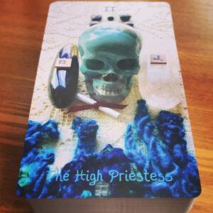 Crystal Skull High Priestess