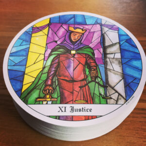 Cloisters Justice Card