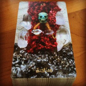 Crystal Skull Justice Card