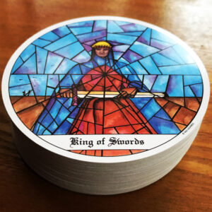 Cloisters King of Swords