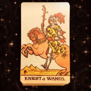 Smith Waite Knight Wands
