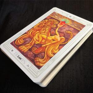 Thoth Lust Card