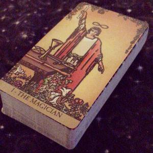 RWS Magician Card