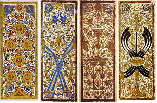 Mamluk Cards