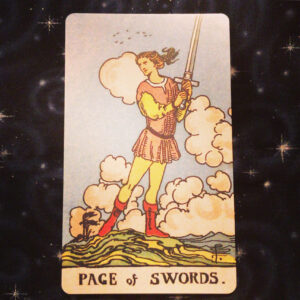 Smith Waite Page Swords