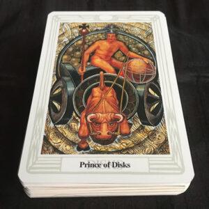 Thoth Prince Disks