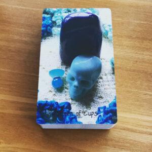 Crystal Skull Queen of Cups