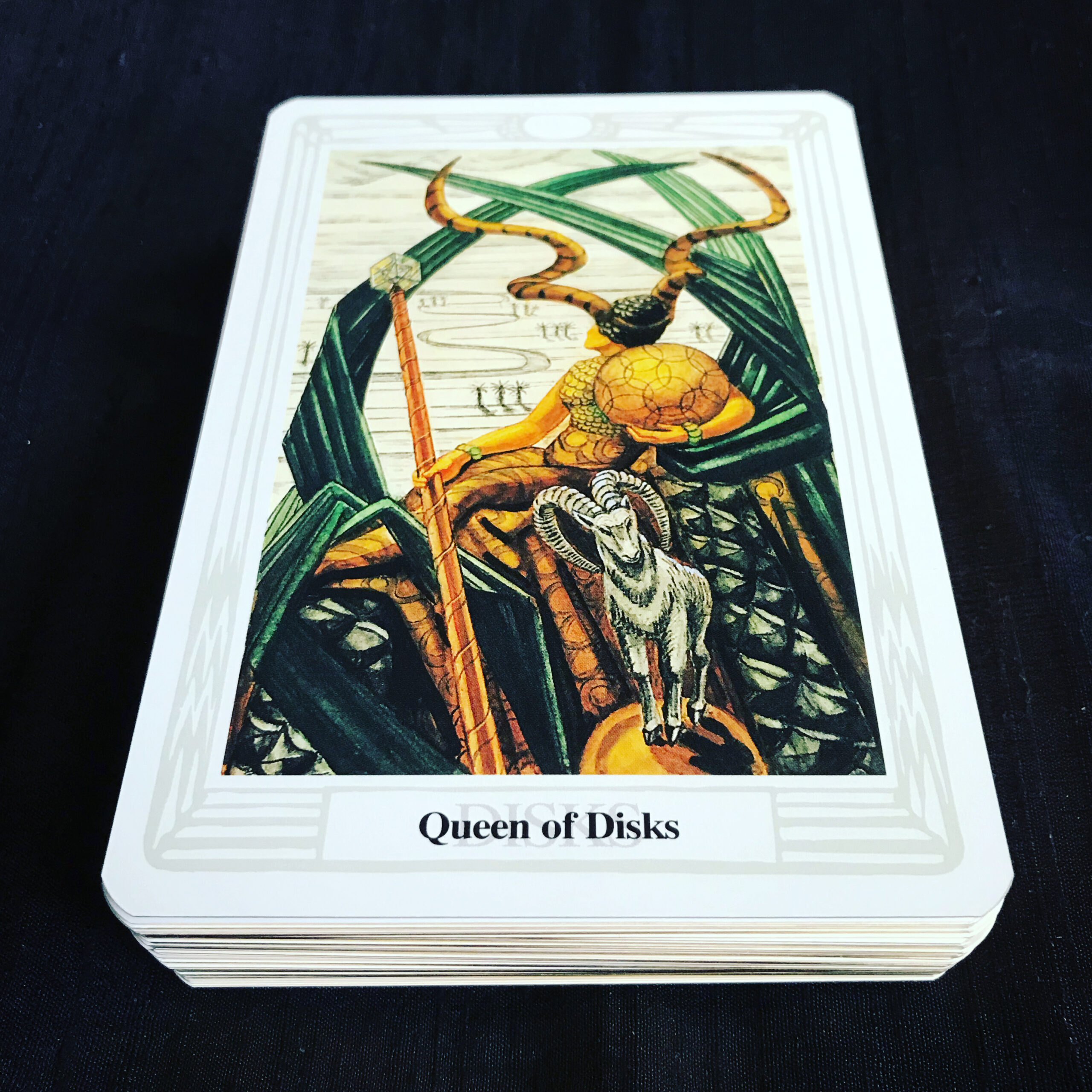 Thoth Queen Disks