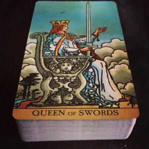 RWS Queen of Swords