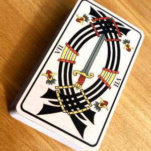 Seven of Swords TdM Card