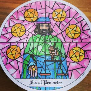 Six of Pentacles
